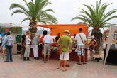 El mercado artesano regresa a Puerto de Mazarrón este sábado