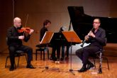 El TRÍO RAMÓN GAYA ofrece un concierto el viernes 17 de noviembre en el Teatro Villa de Molina