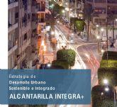 'Alcantarilla Integra+', es el proyecto con el que optará a conseguir financiación FEDER en la Estrategia de Desarrollo Urbano Sostenible (EDUSI)