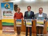 """Totana acoge del 23 al 25 de noviembre la iniciativa """"RURAL: Encuentros por el desarrollo"""" dentro del """"Territorio Campoder"""""""