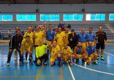 La liga regional 'Pro Salud Mental' de fútbol sala pasa por Las Torres de Cotillas