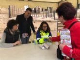 Controles de glucosa gratuitos en el mercado semanal de Puerto Lumbreras