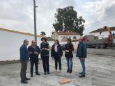 El Ayuntamiento renueva la plaza de la Ermita y su entorno