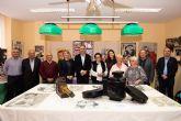 La exposición sobre la historia del cine en Mazarrón recala en el centro de personas mayores del Puerto