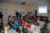 Alumnos de 6° de Primaria de Puerto Lumbreras reciben charlas de sensibilización en materia de igualdad