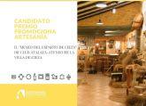 El Museo del Esparto de Cieza, finalista en los Premios Regionales de Artesanía