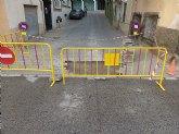 Mantenimiento de viales realizados por la brigada municipal la pasada semana