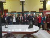 El Ayuntamiento de Molina de Segura y la Universidad de Murcia firman un convenio para el desarrollo del Programa Salud 5-10, Niños Sanos, Adultos Felices
