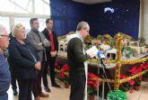Villancicos y belenes para celebrar la Navidad en los  hogares del Pensionista de San Pedro y Lo Pagán