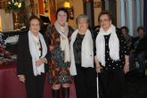 La asociación de Amas de Casa homenajea a sus mayores en la fiesta de la Navidad