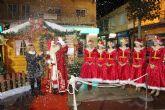 San Pedro del Pinatar acoge a Papá Noel en el Pueblo de la Navidad