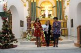 Emotivo pregón de Navidad a cargo de Nuria Navajas