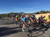Casi un centenar de deportistas participan en el trofeo de Ciclismo 'Ciudad de Puerto Lumbreras'