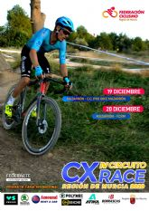 Mazarrón acoge las últimas pruebas del IV circuito CX Race 'Región de Murcia' de ciclismo