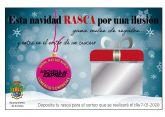 La Alcaldesa de Archena y la asociación de comercios 'Archena Express' presentan la campaña de Navidad 'Rasca por una ilusión'