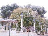 AEMET prev� nevadas en Alhama de Murcia