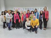 El Club de Lectura y el Bibliohospital se unen para celebrar su aniversario