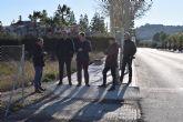 Fomento mejorará la seguridad de los peaton es en la travesía de Ceutí a Alguazas