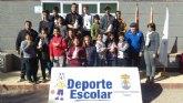 La Fase Local de Petanca de Deporte Escolar cont� con la participaci�n de 78 escolares de las categor�as Alev�n y Open