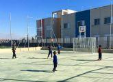 El Ayuntamiento mejora las pistas polideportivas municipales con nuevos equipamientos