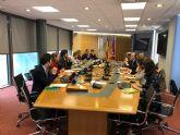La Región de Murcia, Madrid y Andalucía intercambian buenas prácticas universitarias en ciencia e innovación