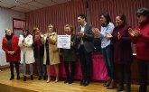 El colectivo Calasparra se Mueve hace entrega 21.000€ a la investigación contra el cáncer