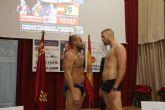 Pesaje Campeonato de Europa de boxeo profesional