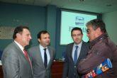 FREMM y Ayuntamiento de Alcantarilla mantuvieron un encuentro con empresarios del metal en el Polígono Industrial Oeste