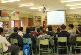 En macha el programa 'Itinerarios personalizados hacia el empleo' dirigido a los alumnos del IES Rambla de Nogalte
