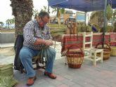 Vuelve el mercado artesano al paseo marítimo de Puerto de Mazarrón