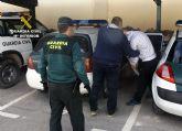 La Guardia Civil detiene al presunto autor de agredir con arma blanca a dos personas en Albudeite