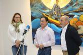 Manuel López expone 'Los versos de Phi' en San Pedro del Pinatar