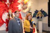 La exposición 'Una mirada al pasado' da el pistoletazo de salida al carnaval de San Pedro del Pinatar