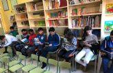 El colegio 'Valentín Buendía' visita el mundo de los cómics en su 'Semana Cultural'