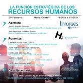 La función estratégica de los recursos humanos a debate en una jornada organizada por Dirección Humana e Inforges