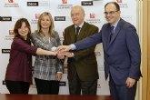 Bankia aporta 600.000 euros a Fundación Cajamurcia para impulsar programas sociales, culturales y medioambientales en la Región