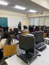 El Ayuntamiento realiza talleres para mejorar las competencias y habilidades para el empleo de los jóvenes