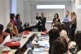 Profesores de siete países aprenden en la Universidad de Murcia cómo fomentar el emprendimiento en escolares