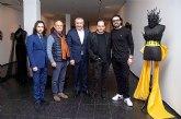 El diseñador georgiano Datuna Sulikashvili expone sus piezas en Madrid