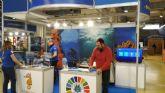 Mazarrón presente en la feria ´M editerránea diving show´ de Cornellá de Llobregat