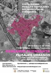 Última ruta, esta vez urbana, de 'Paseando Fuensanta'