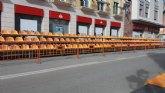 PADISITO va a gestionar un año más las gradas para presenciar el desfile del Carnaval de Totana