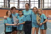 Los atletas del Club Atletismo Alhama contribuyen a los éxitos de la selección regional