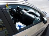 La Guardia Civil detiene a un experimentado delincuente por una quincena de robos en vehículos