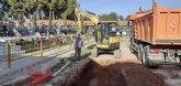 """Comienzan las obras de construcción de 20 nuevas fosas en el Cementerio Municipal """"Nuestra Señora del Carmen"""" de Totana"""