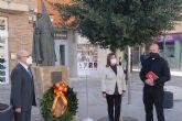 San Pedro del Pinatar recuerda a los nazarenos fallecidos en el Miércoles de Ceniza