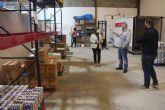 Cruz Roja y el Ayuntamiento colaboran en proyectos de ayuda alimentaria y asistencia socio sanitaria