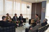 El colegio de Ingenieros de Caminos, Canales y Puertos prestará apoyo técnico al Ayuntamiento de San Javier