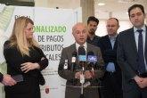 La nueva oficina de la Agencia Tributaria en Mazarrón gestionará más de 67.000 recibos