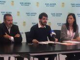 Ciudadanos San Javier le ruega al PP de J.M. Luengo que confíe en el Estado de Derecho y respete la acción de la Justicia